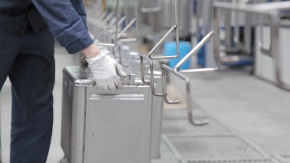 Thumbnail for Working Conveyor Line, Ship Metal Box
