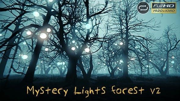 Thumbnail for Mystery Lights Forest V2