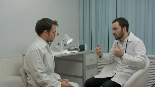 Thumbnail for Physician Tells To Young Intern About Their Medical Center