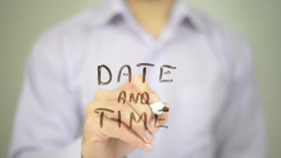 Date and Time