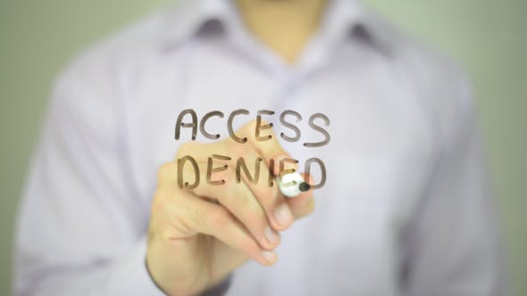 Thumbnail for Access Denied
