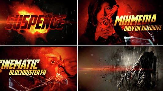 Thumbnail for Promo d'action épique