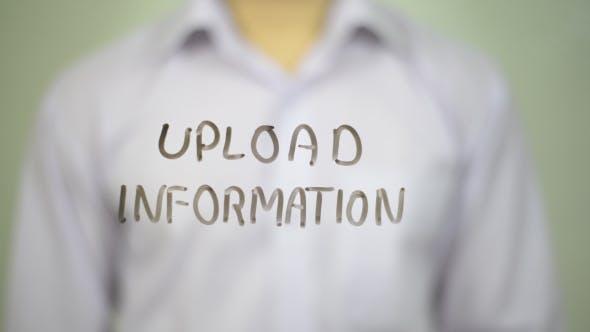 Thumbnail for Upload Information