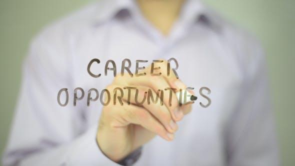 Thumbnail for Career Opportunites