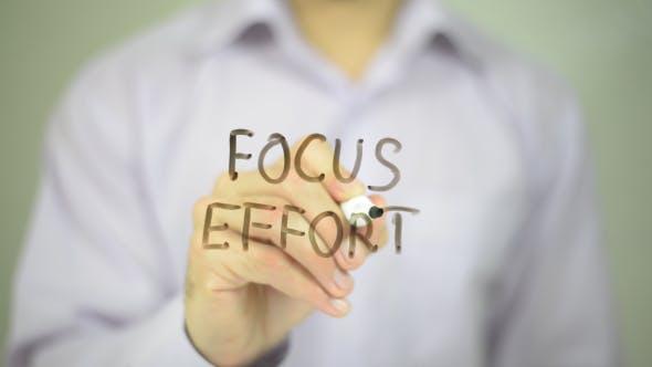 Focus Effort