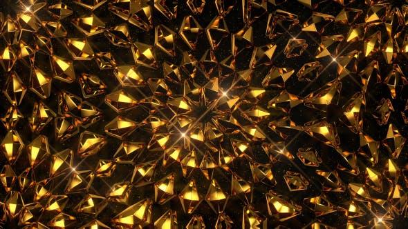 Thumbnail for Golden Kaleidoscope Ver 4