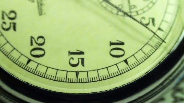Thumbnail for Vintage Dial Stopwatch