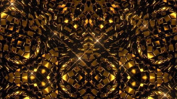 Thumbnail for Golden Kaleidoscope Ver 5