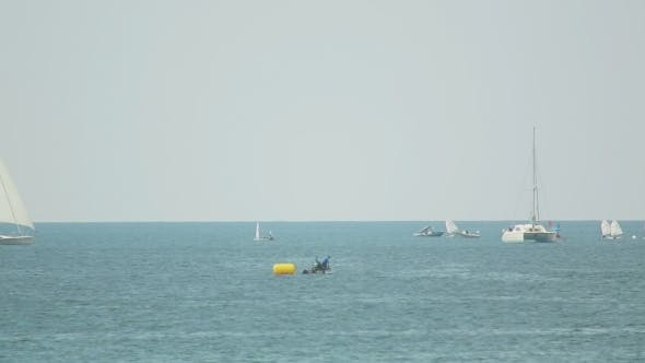 Thumbnail for Regatta In Andaman Sea