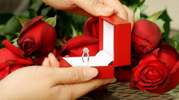 Thumbnail for Wedding Ring Box