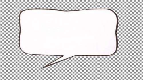 Comic-Luftballons