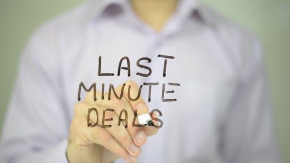 Thumbnail for Last Minute Deals