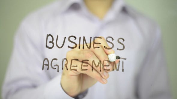 Thumbnail for Business Agreement