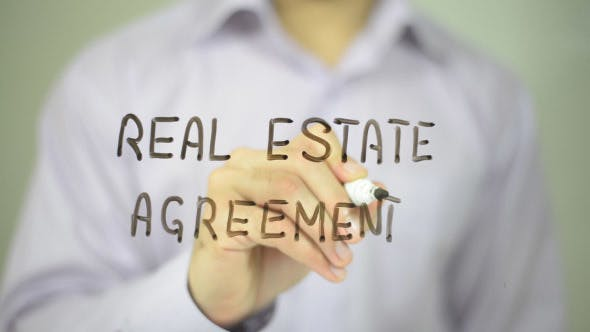 Thumbnail for Real Estate Agreement
