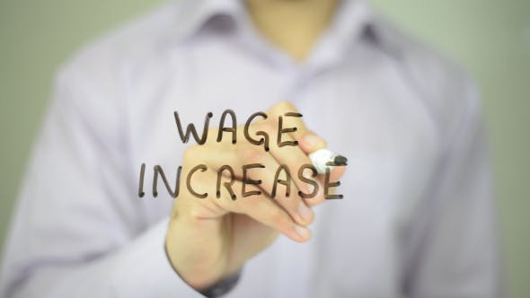Thumbnail for Wage Increase