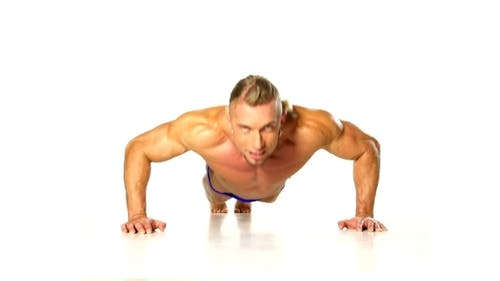 Bodybuilder Push-ups