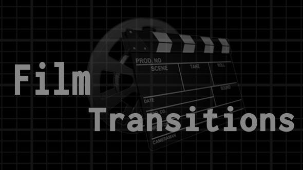 Thumbnail for Film Transitions Pack