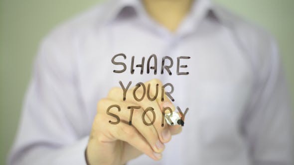 Thumbnail for Share Your Story