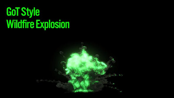 Cover Image for Wildfire Explosion