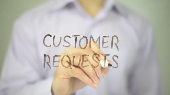 Customer Requests