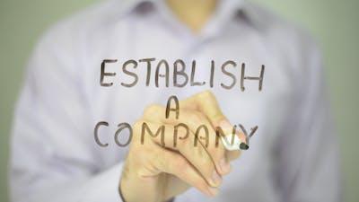 Establish A Company