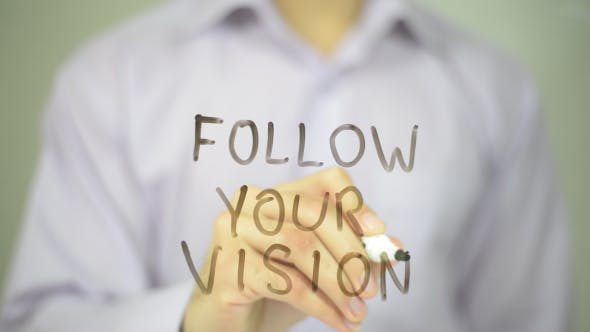 Thumbnail for Follow Your Vision