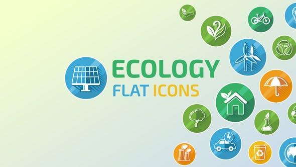 Thumbnail for Íconos de Concepto de ecología