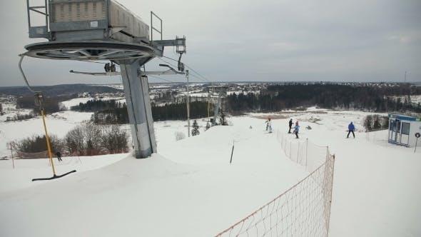 Thumbnail for Mechanism Of The Ski Lift