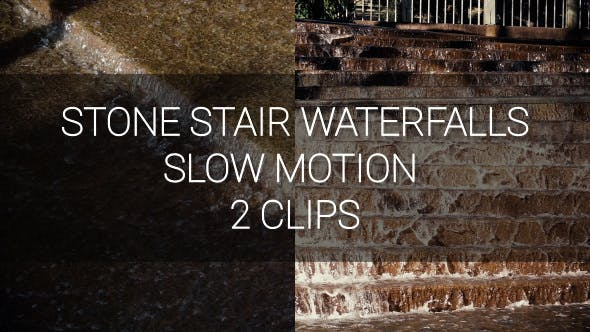 Thumbnail for Water Stairs