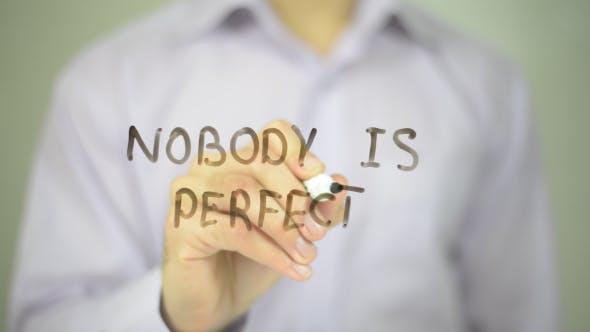 Kein Körper ist perfekt