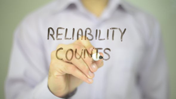 Thumbnail for Reliability Counts
