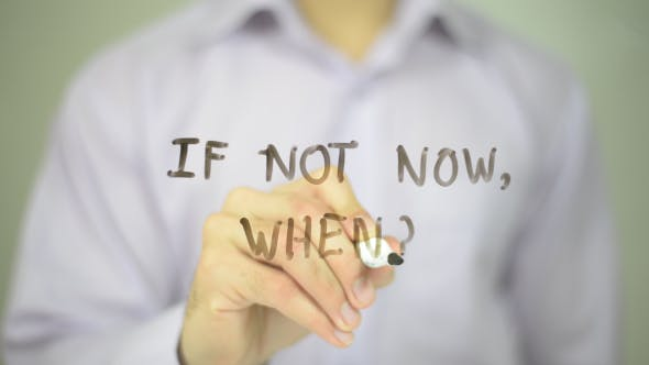 Thumbnail for If Not Now, When ?