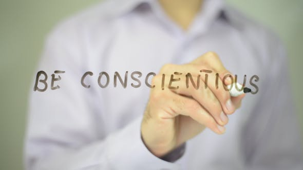 Thumbnail for Be Conscientious