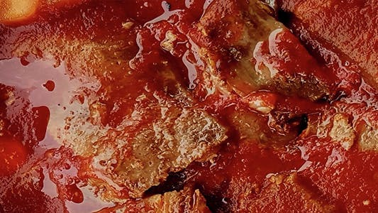 Cover Image for Traditional Turkish Dish- Iskender Doner