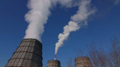 Kraftwerk Wärmekraftwerk