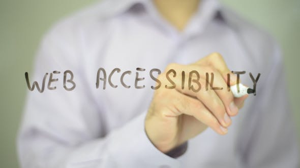 Cover Image for Web Accessibility