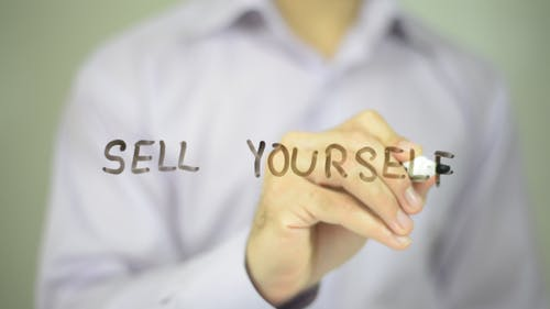 Sell Yourself