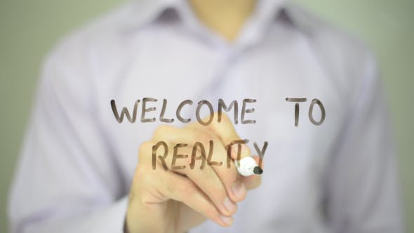 Thumbnail for Welcome to Reality