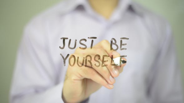Thumbnail for Just Be Yourself