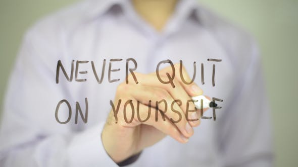 Thumbnail for Never Quit on Yourself