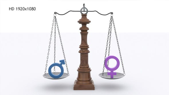 Thumbnail for Scale - Gender Equality Balance