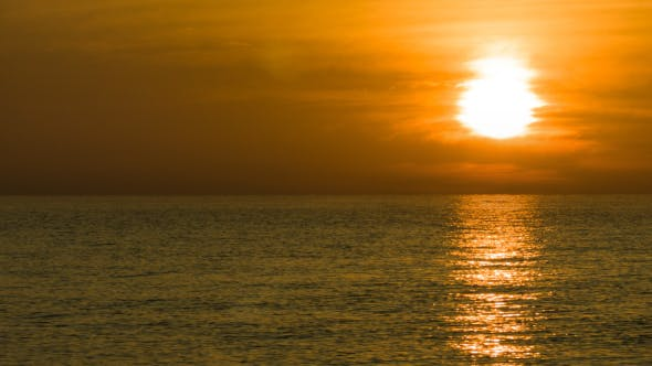 Thumbnail for Sun And Sea At Evening