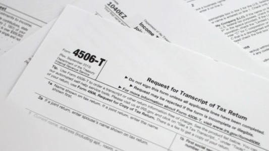 Thumbnail for Tax Forms Piling Up