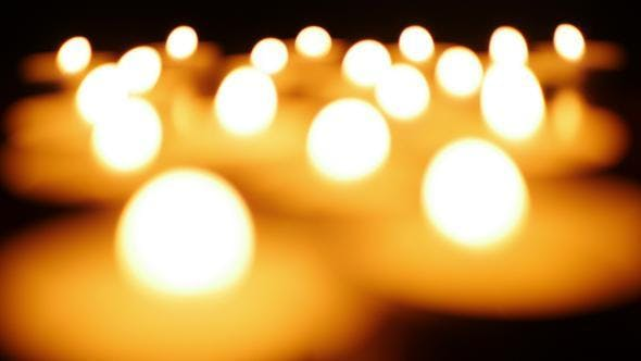 Thumbnail for Bokeh Burning Candles