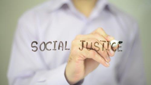 Soziale Gerechtigkeit