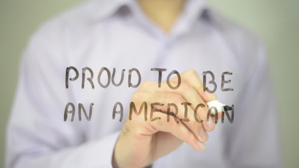 Thumbnail for Proud to Be an American