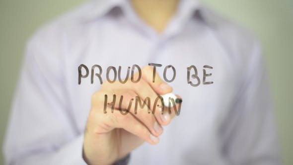 Thumbnail for Proud to Be Human