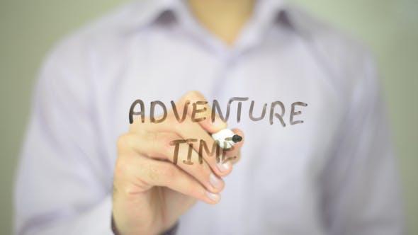 Abenteuerzeit