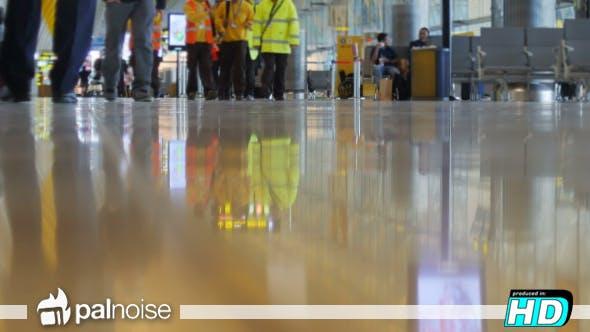 Thumbnail for Airport Hall Corridor