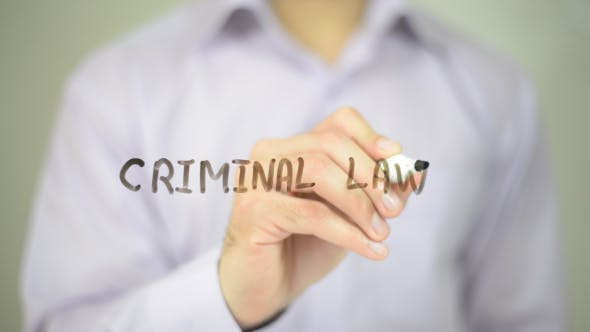 Thumbnail for Criminal Law